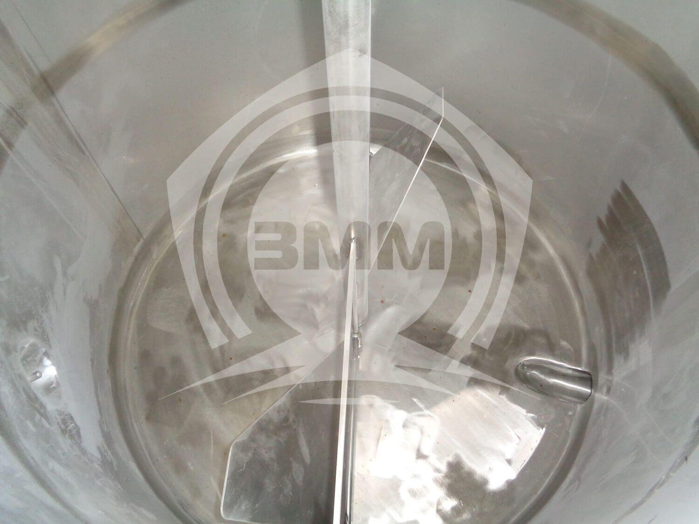 Изображение реализованного проекта на странице Сыроизготовитель со встроенным парогенератором с мешалкой на отводящемся кронштейне (для сыров типа рикотта, адыгейский)