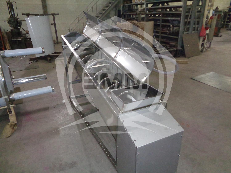 Изображение реализованного проекта на странице Охладитель творога ОТ-1