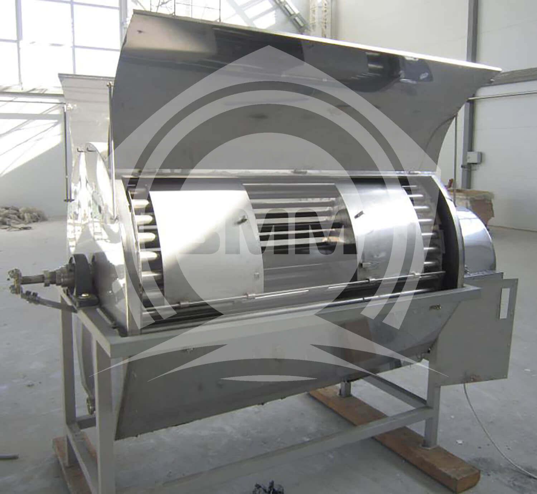 Изображение реализованного проекта на странице Установка охлаждения и прессования творога в мешочках марки УПТ