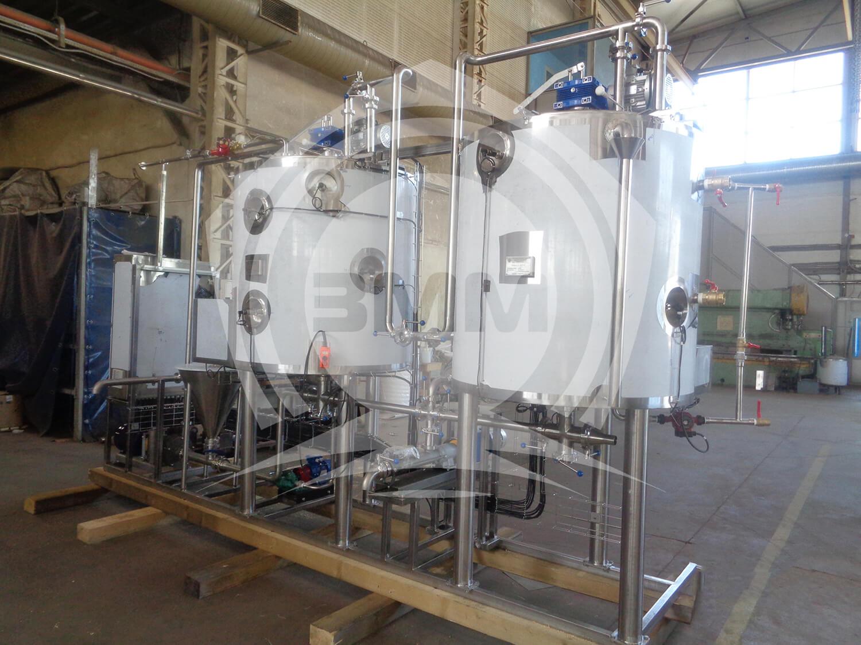 Изображение реализованного проекта на странице Котлы и реакторы варочные