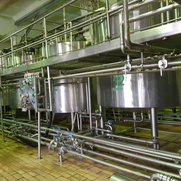 Модернизация действующих молочных производств с учетом современных тенденций