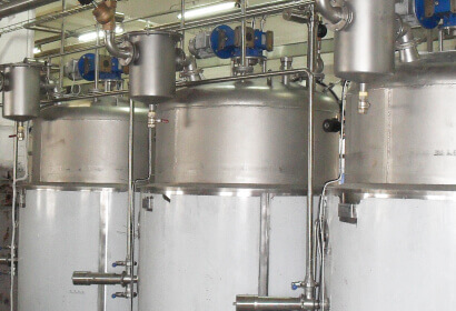 Котлы и реакторы варочные